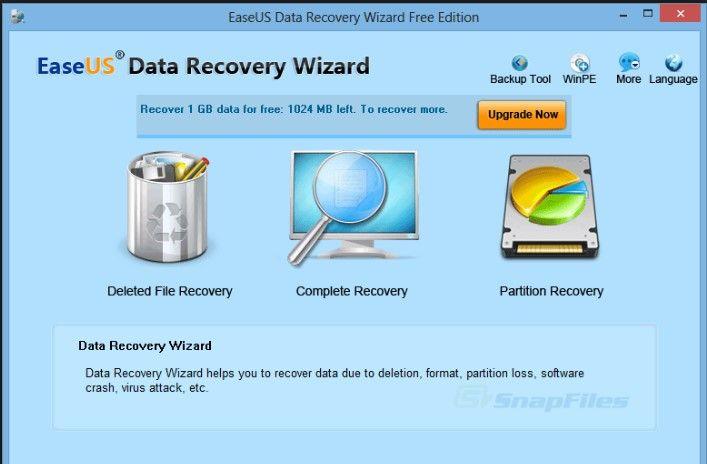 最佳数据恢复软件2020
